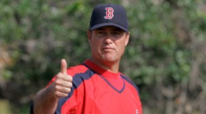 Farrell Thumbs Up